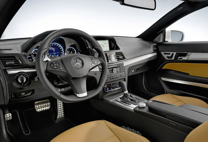 mercedes benz classe e coup e 250 cdi 2009 prix moniteur automobile. Black Bedroom Furniture Sets. Home Design Ideas
