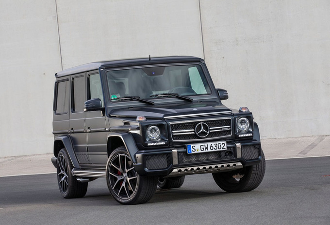 mercedes benz classe g 5p mercedes amg g 63 2016 prix moniteur automobile. Black Bedroom Furniture Sets. Home Design Ideas