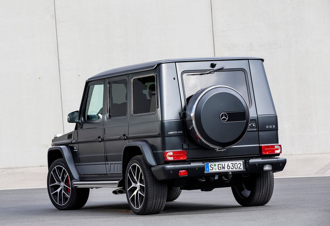 prijs mercedes benz g klasse 5d mercedes amg g 65 edition. Black Bedroom Furniture Sets. Home Design Ideas