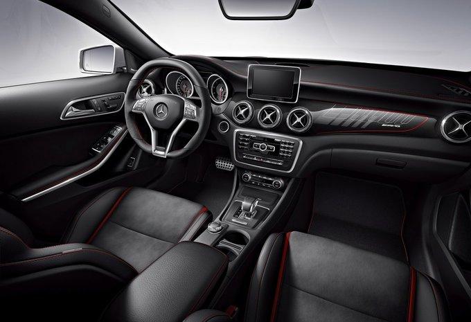 mercedes benz classe gla mercedes amg gla 45 4matic 2017 prix moniteur automobile. Black Bedroom Furniture Sets. Home Design Ideas