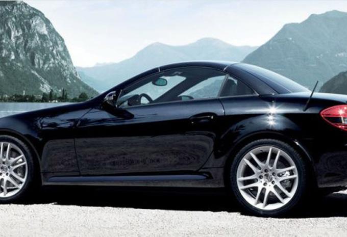 Mercedes Sl   Fiscalite