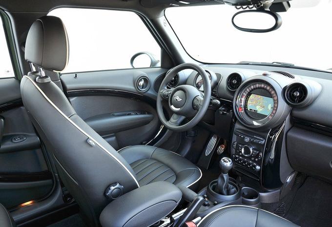 Mini Countryman Cooper D All4 110 Kw 2019 Prix Moniteur Automobile