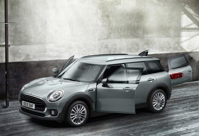 mini mini clubman one d 85 kw 2018 prix moniteur automobile. Black Bedroom Furniture Sets. Home Design Ideas