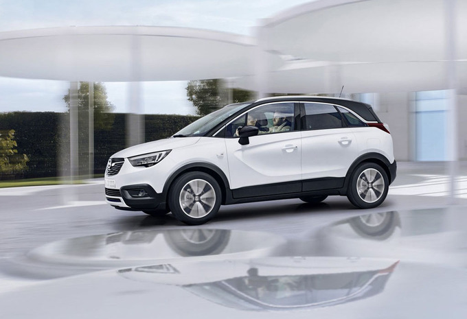 opel crossland x 1 2 60kw innovation 2019 prix. Black Bedroom Furniture Sets. Home Design Ideas