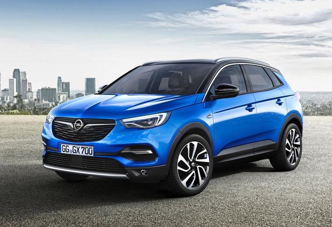 Conditions Salon Opel - Salon de l'Auto 2018 #1
