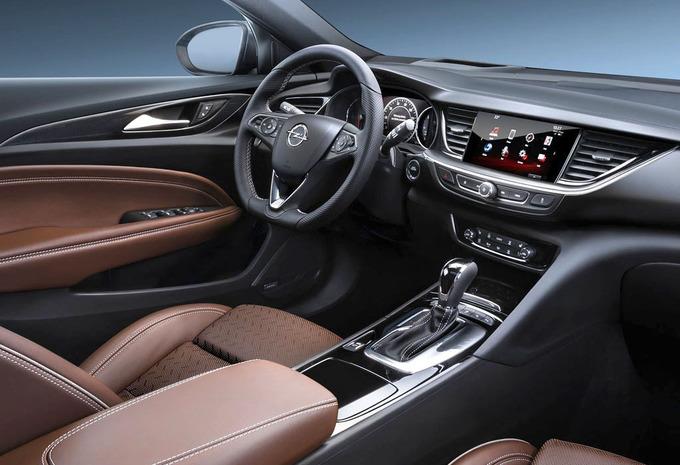 Prijs Opel Insignia Grand Sport 1 6 Cdti S S 100kw Edition
