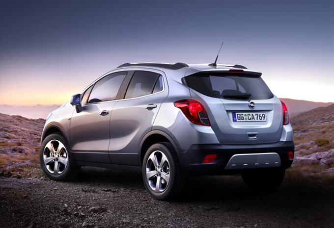 prijs opel mokka 1 6 cosmo 2012 autogids. Black Bedroom Furniture Sets. Home Design Ideas