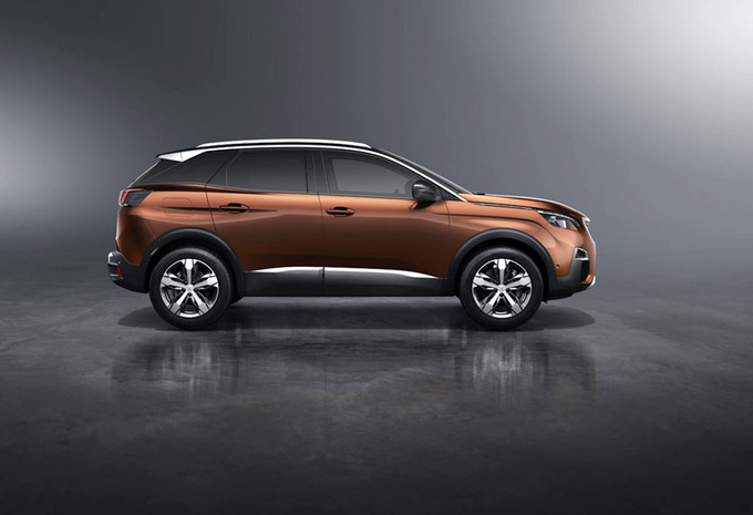 peugeot 3008 1 6 bluehdi 85kw s s allure 2016 prix moniteur automobile. Black Bedroom Furniture Sets. Home Design Ideas