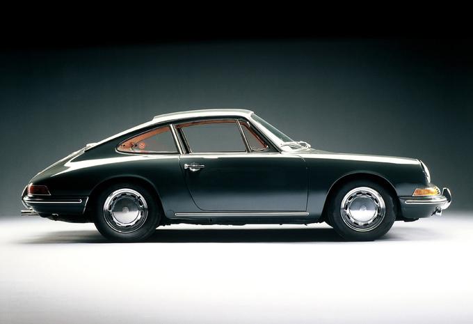 porsche 911 1963 фото