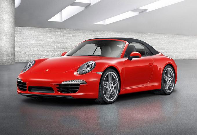 porsche 911 cabriolet turbo s 2014 prix moniteur automobile. Black Bedroom Furniture Sets. Home Design Ideas