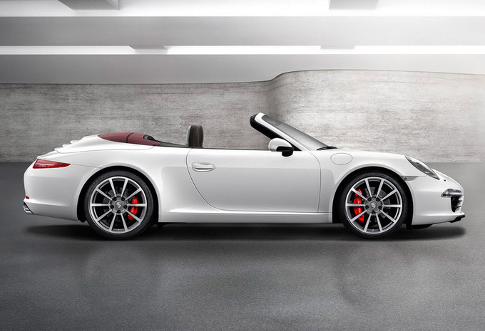 porsche 911 cabriolet turbo s 2014 prix moniteur automobile. Black Bedroom Furniture Sets. Home Design Ideas