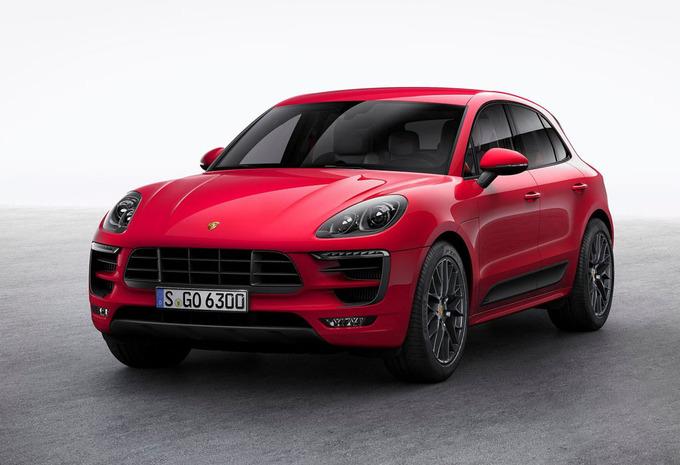 Afmetingen Porsche Macan 3 0 S Diesel 190 Kw 2018 Technische