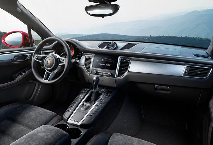 Foto S Porsche Macan 3 0 S Diesel 190 Kw 2018 Technische