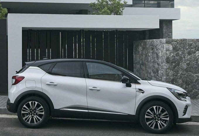 Renault Captur Tce 100 Intens 2020 Prix Moniteur Automobile