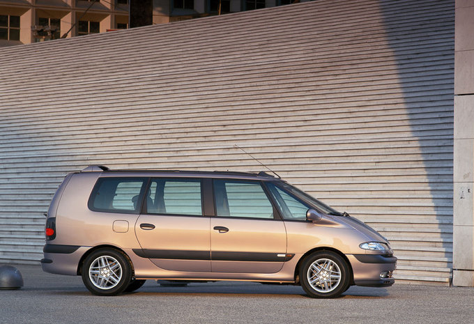 renault espace initiale paris 1997 prix moniteur automobile. Black Bedroom Furniture Sets. Home Design Ideas