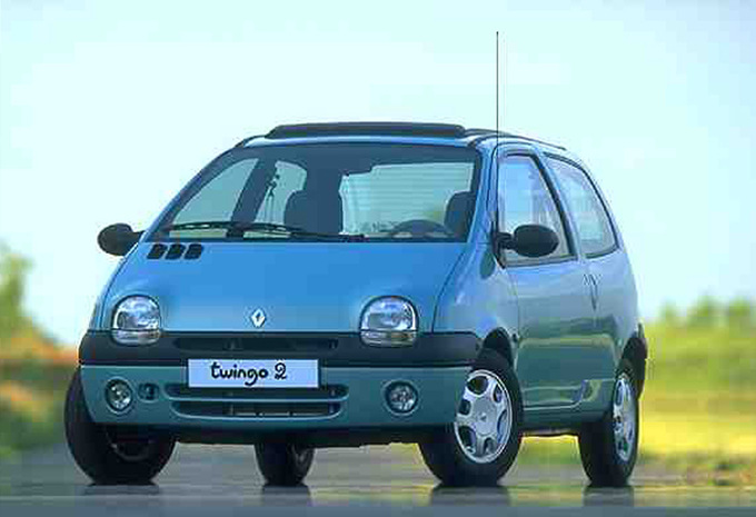renault twingo 3p 1 2 picto 1998 prix moniteur automobile. Black Bedroom Furniture Sets. Home Design Ideas