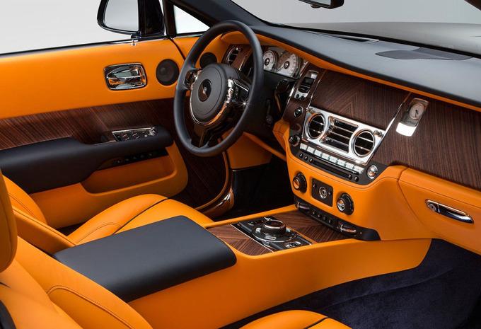 rolls royce dawn 6 6 v12 aut 2017 prix moniteur automobile. Black Bedroom Furniture Sets. Home Design Ideas