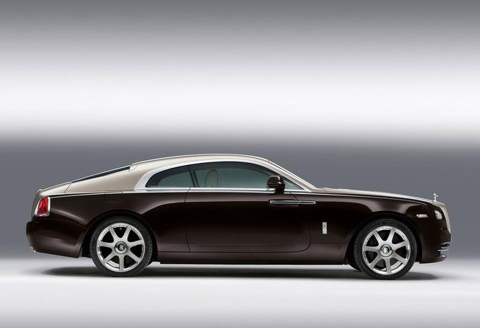 rolls royce wraith 6 6 v12 aut 2016 prix moniteur automobile. Black Bedroom Furniture Sets. Home Design Ideas