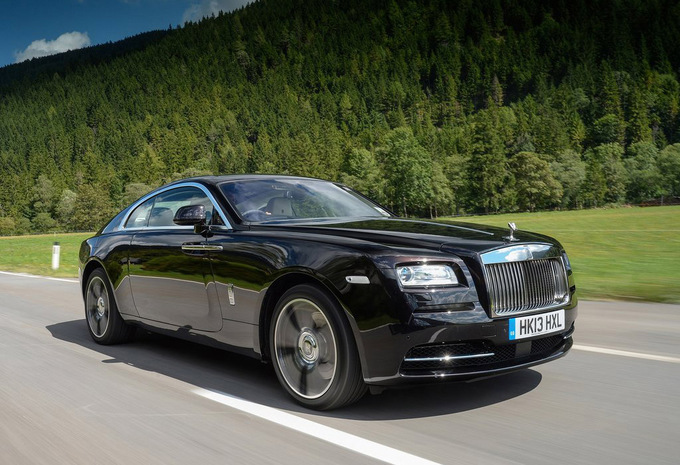 rolls royce wraith 6 6 v12 aut 2016 prix moniteur automobile. Black Bedroom Furniture Sets. Home Design Ideas