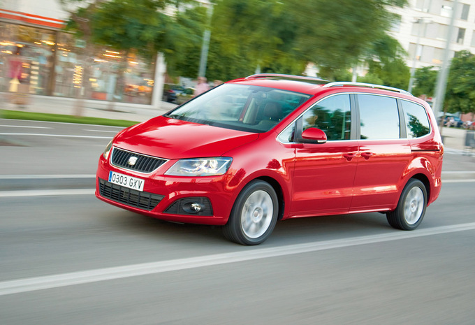 seat alhambra 2 0 tdi 110kw reference 2019 prix moniteur automobile. Black Bedroom Furniture Sets. Home Design Ideas