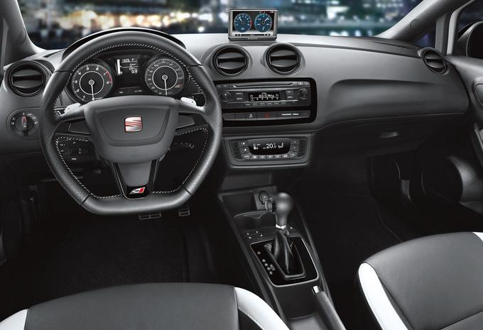 seat new ibiza 5d 1 0 tsi 115pk s s fr 2019 prix moniteur automobile. Black Bedroom Furniture Sets. Home Design Ideas