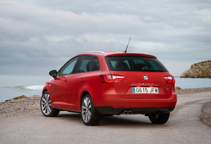 seat ibiza st 1 0 tsi 70kw s s style 2017 prix. Black Bedroom Furniture Sets. Home Design Ideas