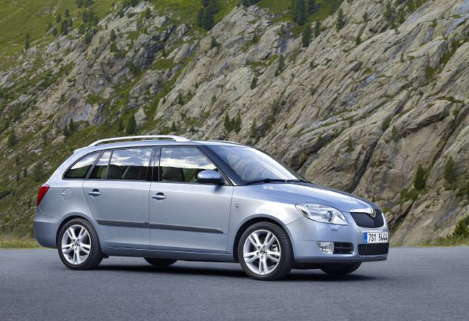 skoda fabia combi 1 2 tdi ambition 2007 prix moniteur automobile. Black Bedroom Furniture Sets. Home Design Ideas