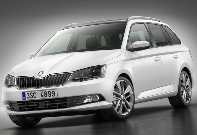 skoda fabia combi 1 0 tsi 81kw dsg7 monte carlo 2018 prix moniteur automobile. Black Bedroom Furniture Sets. Home Design Ideas