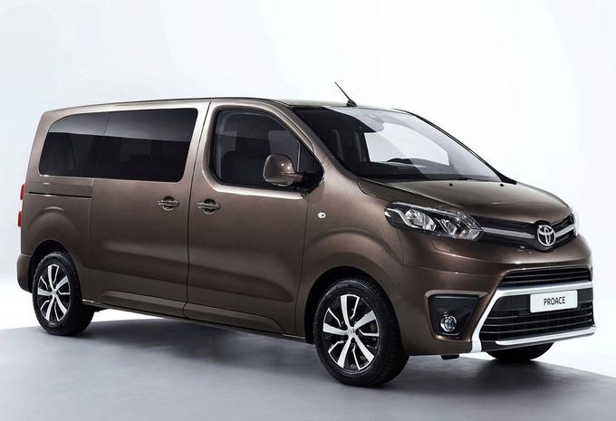 Toyota Verso Nieuw Model >> Prijs Toyota Proace Verso 4d 2.0D 110kW LWB Shuttle (2018) - AutoGids