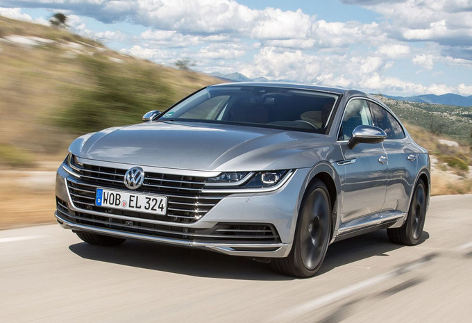 prijs volkswagen arteon 2 0 tdi scr 176kw dsg 4motion r line 2019 autogids. Black Bedroom Furniture Sets. Home Design Ideas
