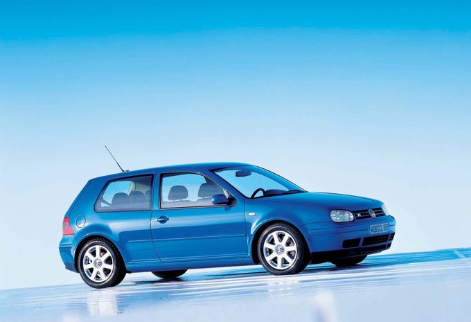 volkswagen golf iv 3p 1 9 tdi trendline 81kw 1997 prix moniteur automobile. Black Bedroom Furniture Sets. Home Design Ideas
