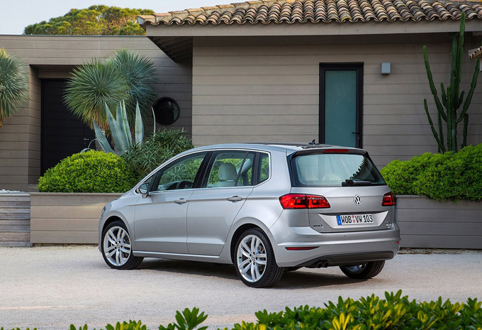 Prijs Volkswagen Golf Sportsvan 10 Tsi 81kw Highline Dsg 2018