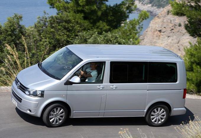 volkswagen multivan 4p 2 0 tdi 140 4motion panamericana. Black Bedroom Furniture Sets. Home Design Ideas