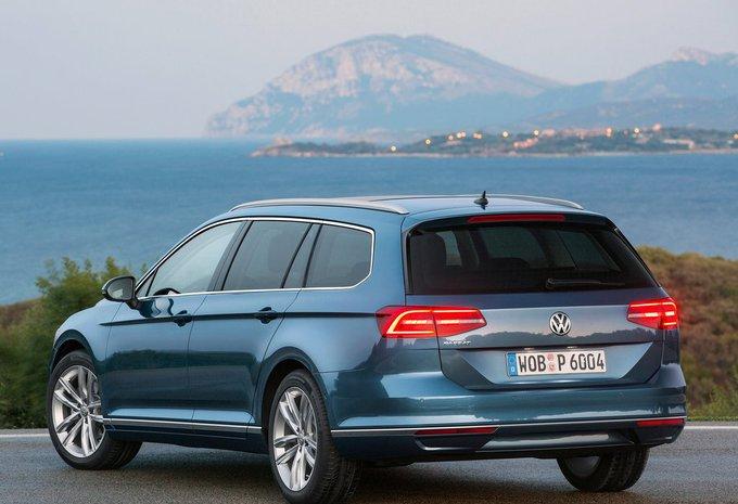 Prijs Volkswagen Passat Variant 1 5 Tsi Opf Comfortline Business Dsg
