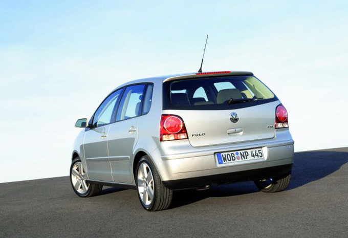 volkswagen polo 5p 1 4 tdi bluemotion 2005 prix moniteur automobile. Black Bedroom Furniture Sets. Home Design Ideas