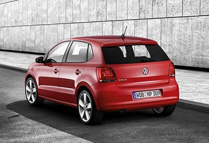 volkswagen polo 5p 1 2 tdi 75 trendline 2009 prix moniteur automobile. Black Bedroom Furniture Sets. Home Design Ideas