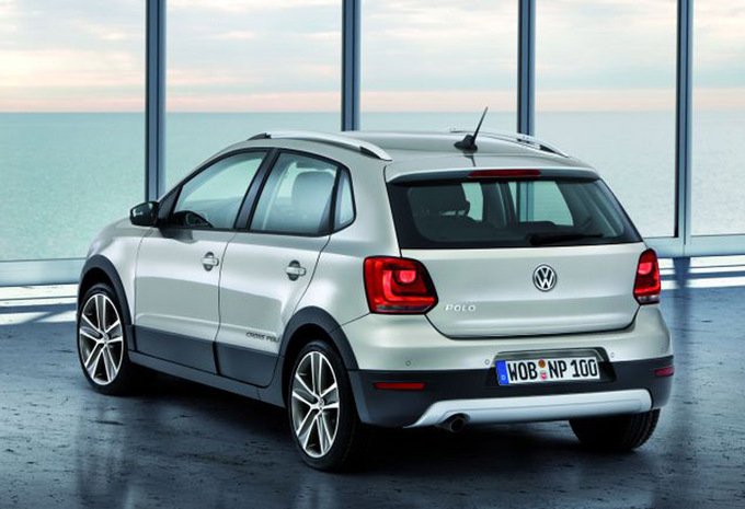 prijs volkswagen polo 5d 1 6 tdi 105 crosspolo 2010 autogids. Black Bedroom Furniture Sets. Home Design Ideas