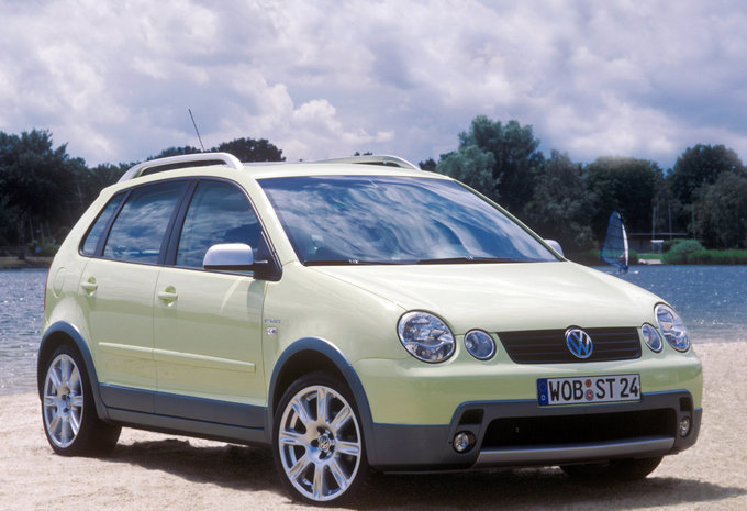 volkswagen polo suv 1 4 tdi 2004 prix moniteur automobile. Black Bedroom Furniture Sets. Home Design Ideas