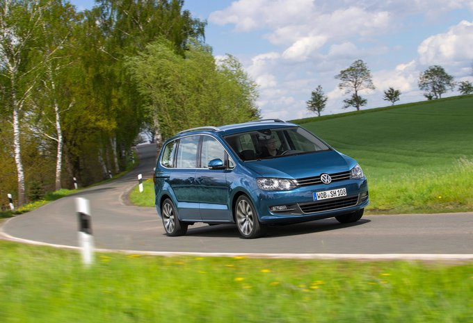 volkswagen sharan 2 0 cr tdi 110kw bmt dsg6 comfortline 2018 prix moniteur automobile. Black Bedroom Furniture Sets. Home Design Ideas