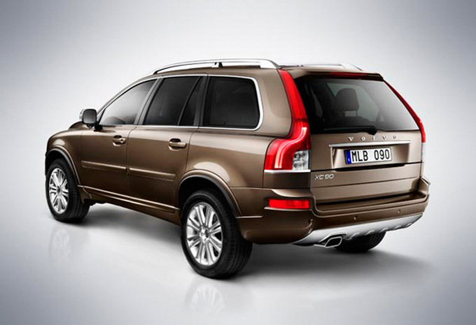 volvo xc90 d5 awd executive geartronic 2002 prix. Black Bedroom Furniture Sets. Home Design Ideas