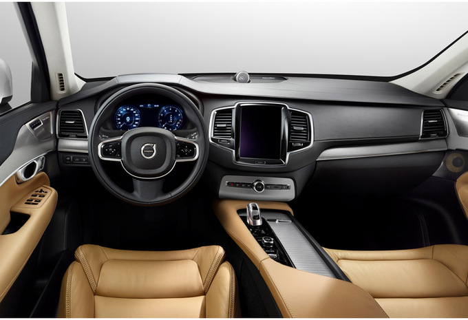 volvo xc90 2 4 d5 awd geartronic r design 2014 prix moniteur automobile. Black Bedroom Furniture Sets. Home Design Ideas