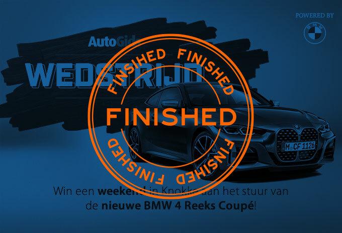 De nieuwe BMW 4 Reeks Coupé #1