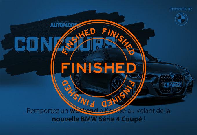 La nouvelle BMW Série 4 Coupé #1