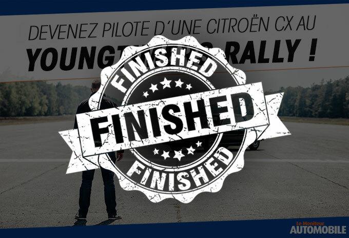 Devenez pilote d'une Citroën CX au Youngtimers Rally ! #1