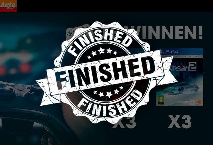 Win één van de PS4-racetitels van het jaar met AutoWereld! #1