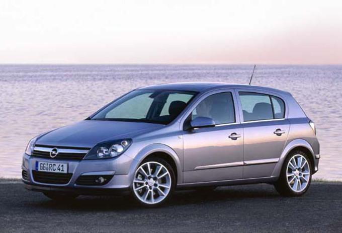 Opel Astra #1