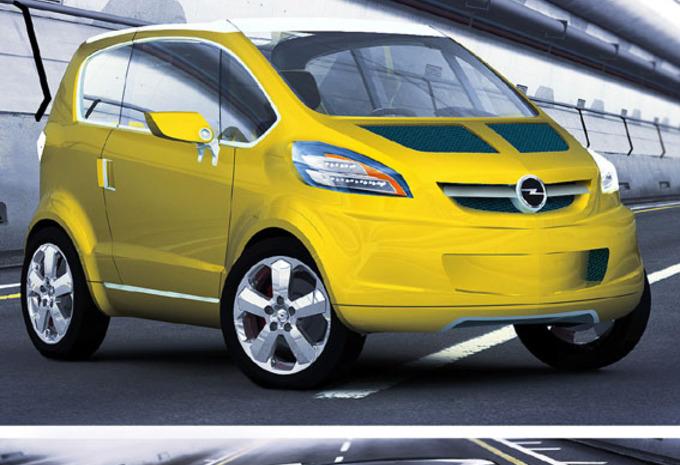 Opel Trixx #1
