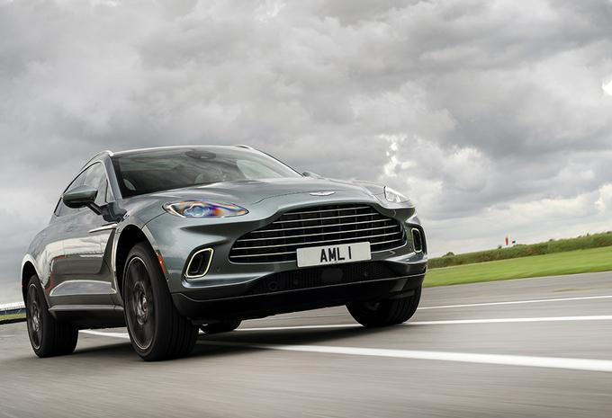 Aston Martin DBX : Le tout pour le tout #1
