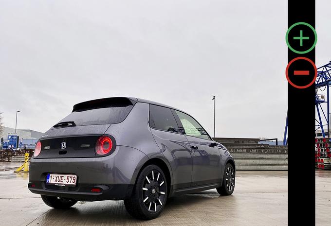 Wat vind ik van de elektrische Honda E? #1