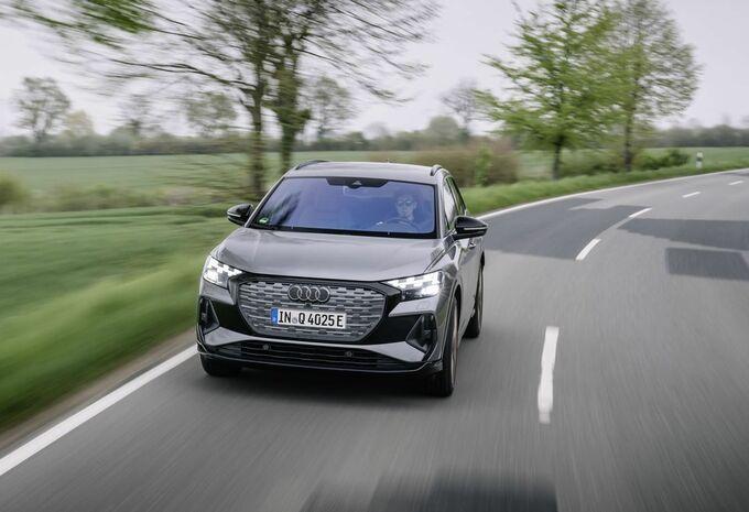 Audi Q4 40 e-tron : moins d'excès pour la polyvalence #1